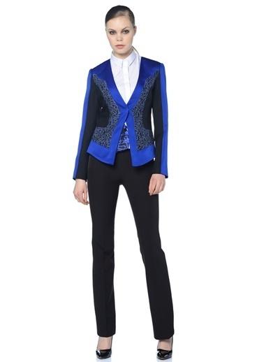 Fabrika Kadın Mavi Ceket  3041473 Mavi